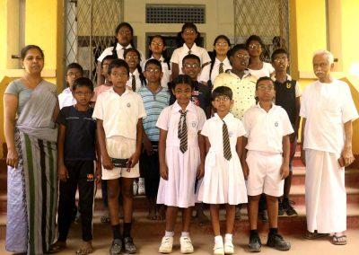 Supporting needed school children