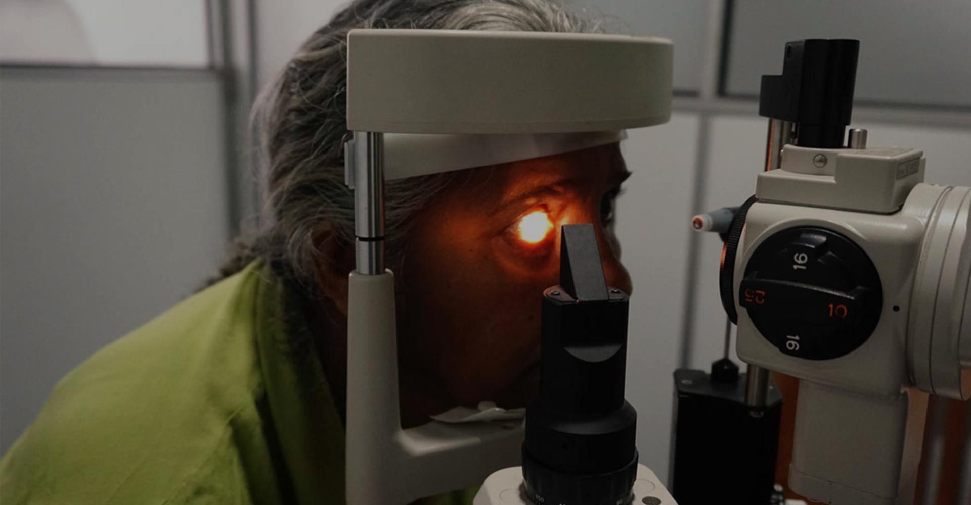 Organizing eye checkup camps and spectacles